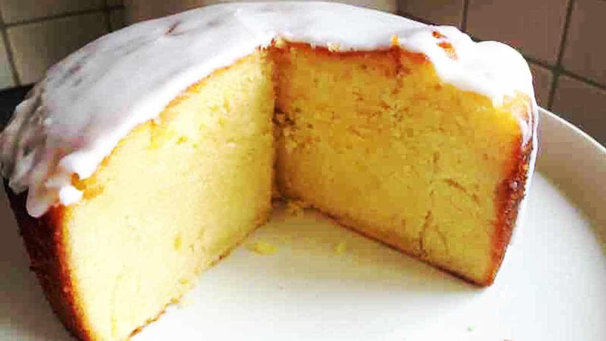 Gâteauau citron