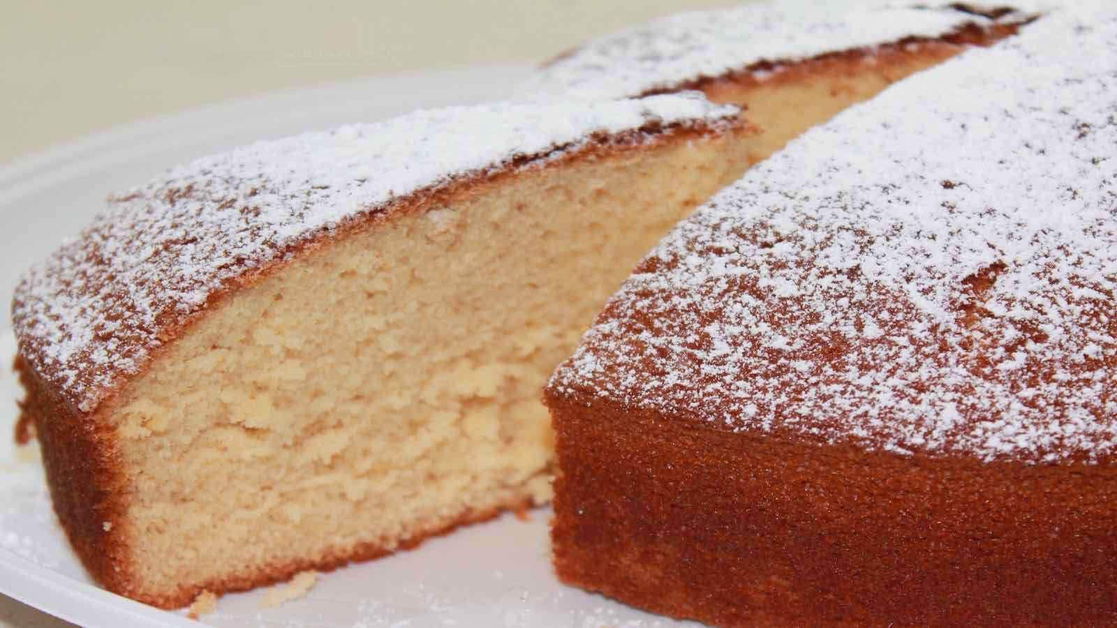 Recette gâteau moelleux et facile