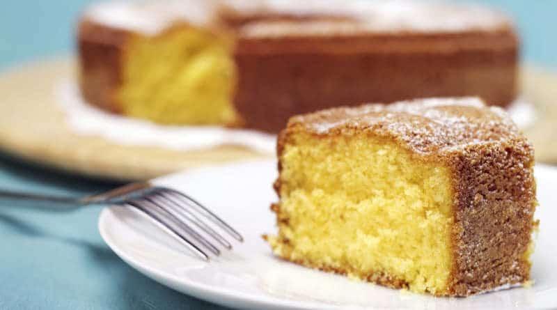 Gâteau de 11 cuillères