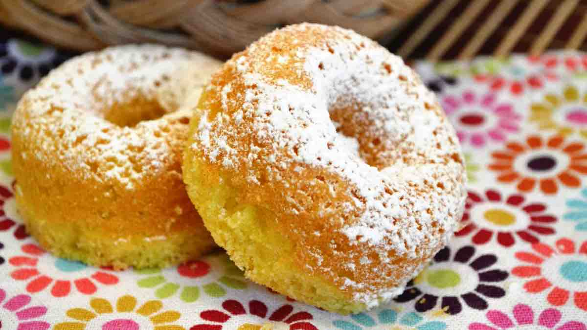Les beignets sans farine