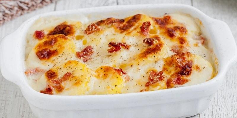 Gratin italien de pommes de terre