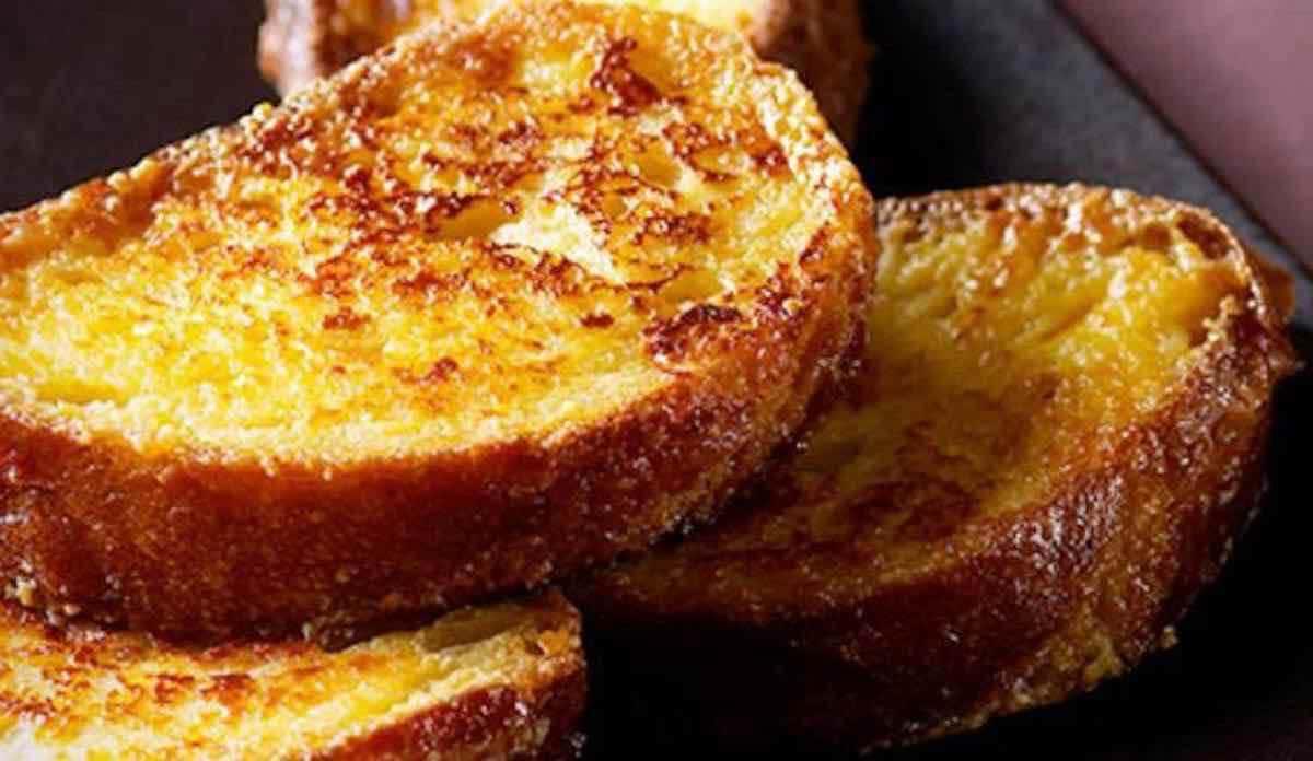 recette pain perdu facile