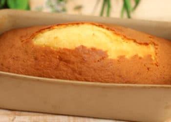 Gâteau au citron à la crème fraîche