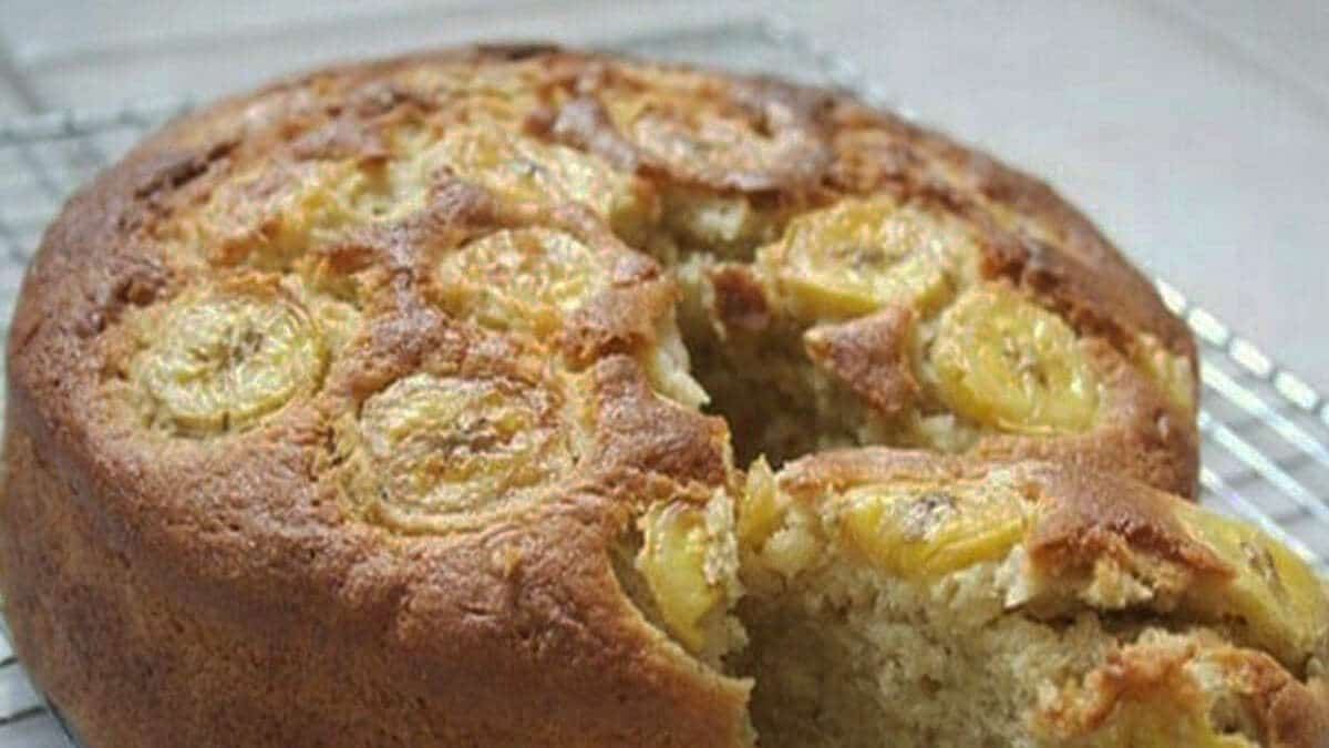 Gâteau aux bananes