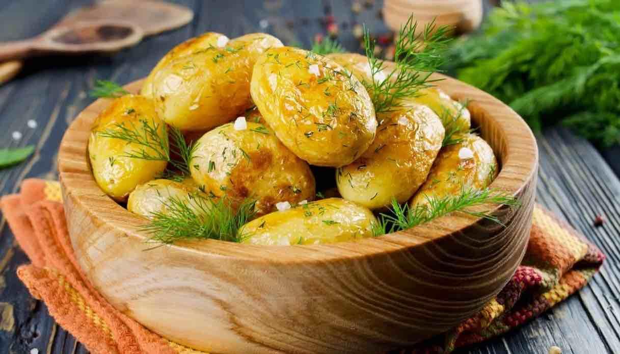 Régime avec pommes de terre