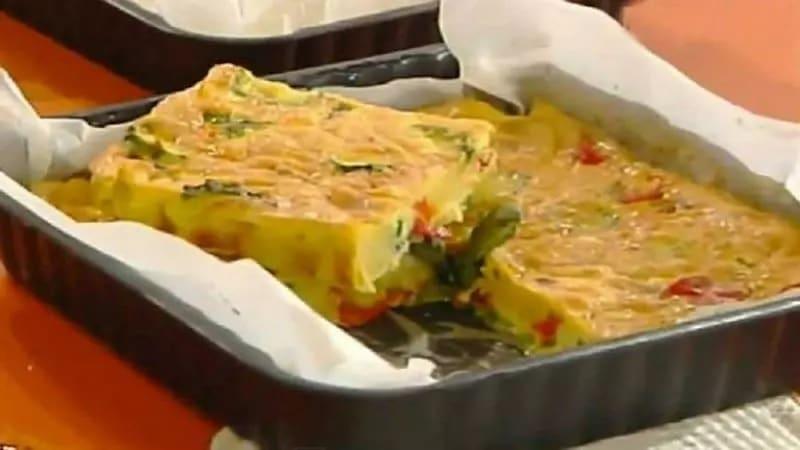Omelette légère