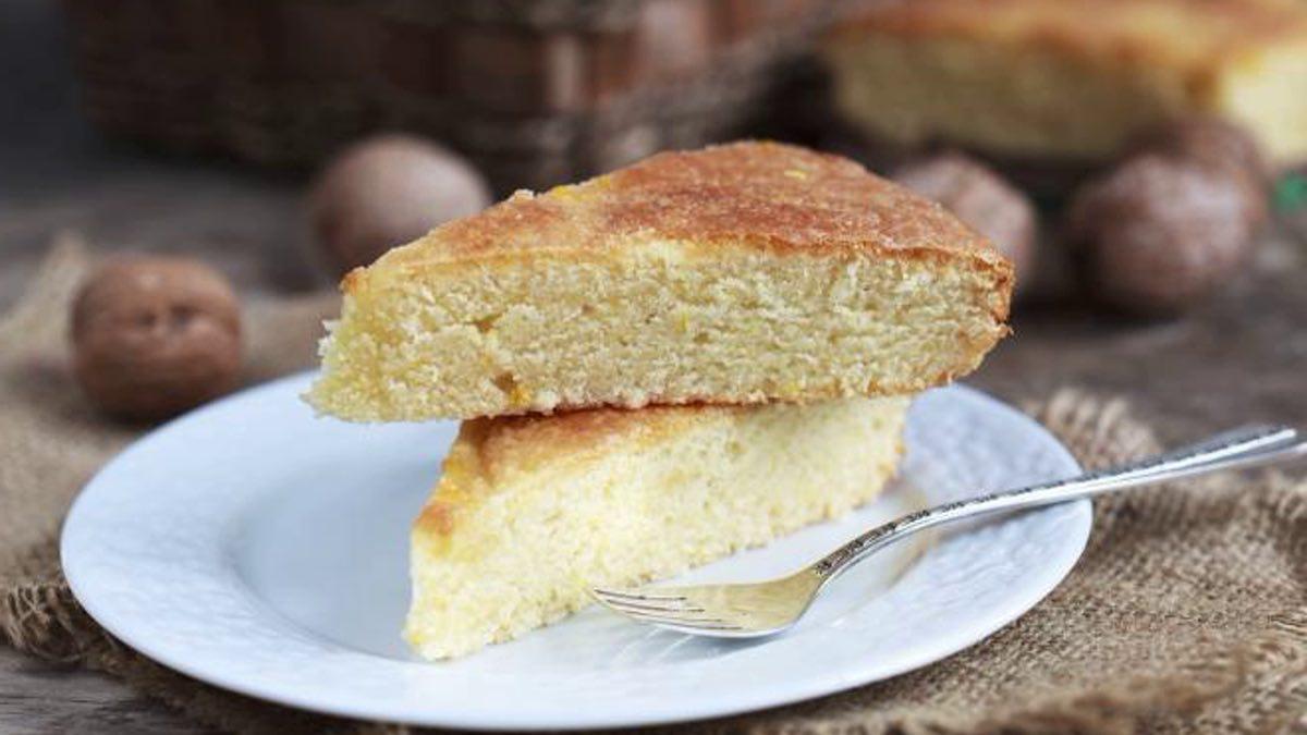 Gâteau au yaourt léger et moelleux