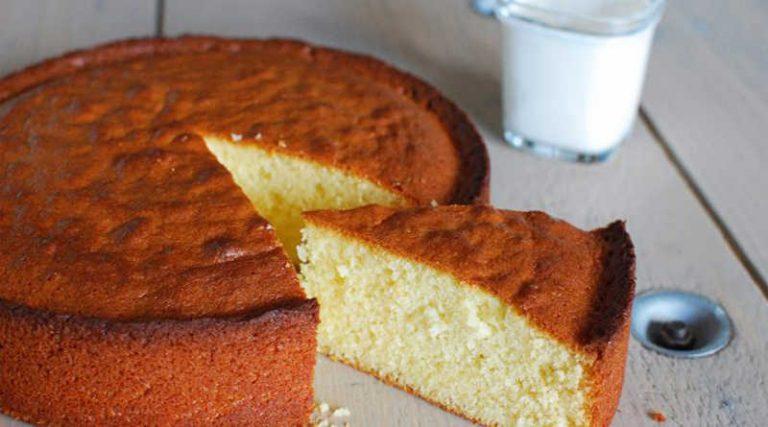 Le gâteau au yaourt ww à l'ancienne