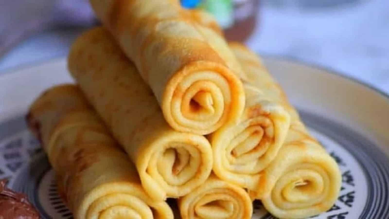 Pâte à crêpes parfaite de Pierre Hermé