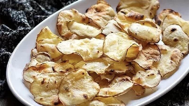 Pommes de terre grillées