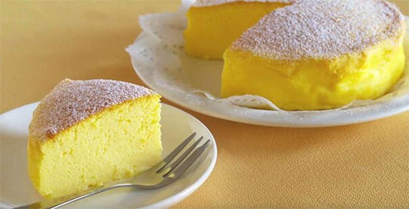 gâteau doux et moelleux