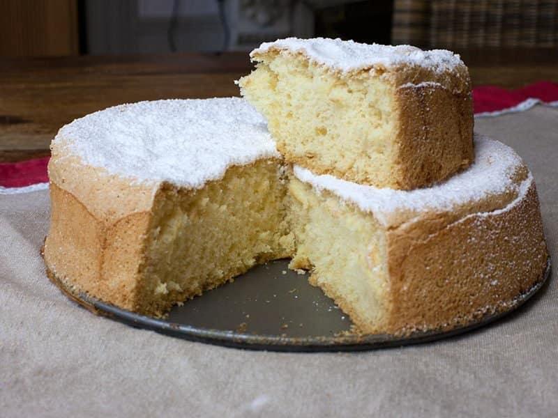 Biscuit de Savoie à l'ancienne: