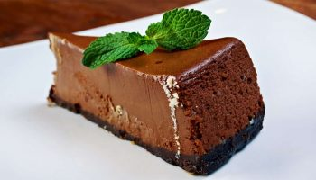 Gâteau au chocolat sans cuisson