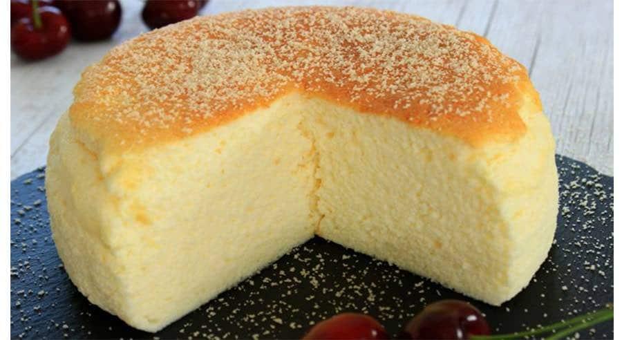 Le gâteau au chocolat japonais