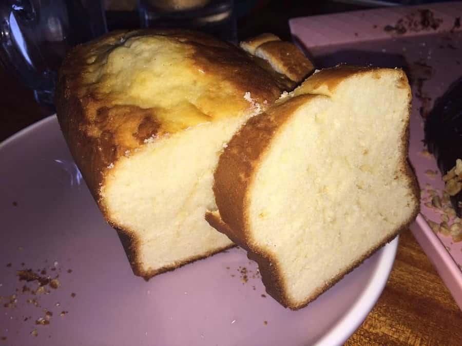 Gâteau Au Lait concentré succulent