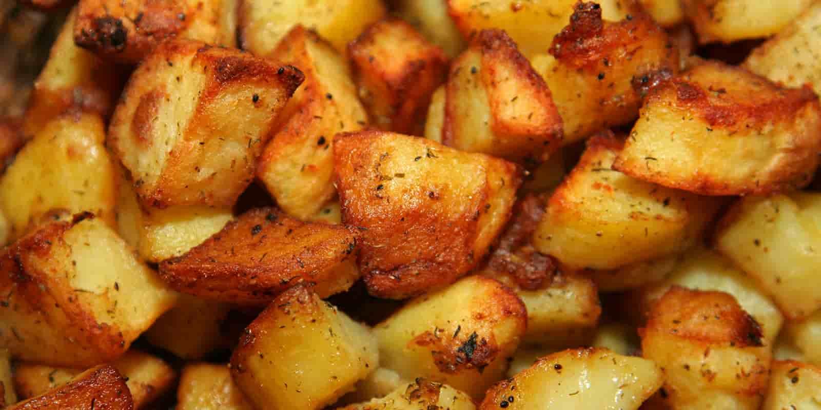 Pommes de terre au four parfaites