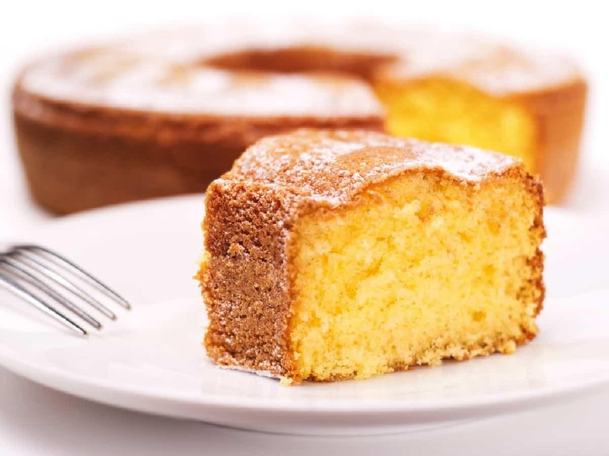 Le gâteau léger au yaourt
