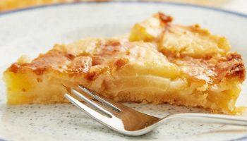 tarte aux pommes sans rien