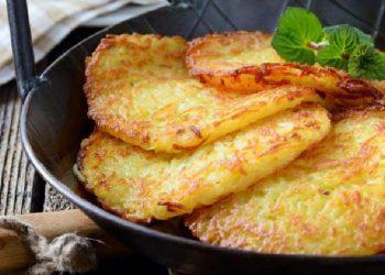 Crêpes de pommes de terre ultra moelleuses