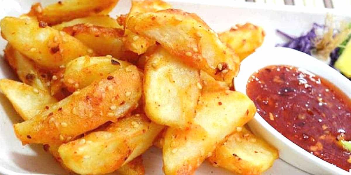 Astuces pour des quartiers de pommes de terre parfaits