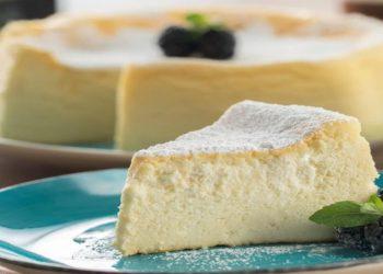 GÂTEAU aux fromage et chocolat blanc