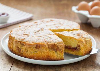 Gâteau renversé