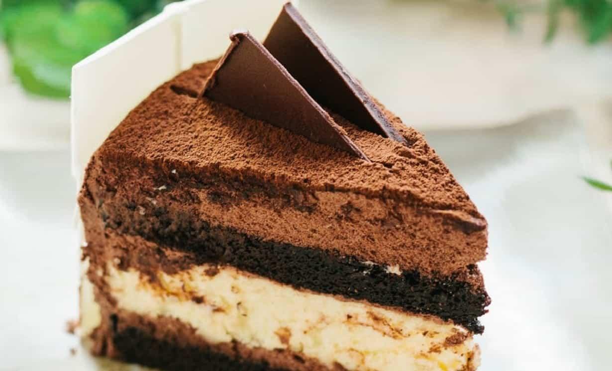 Le gâteau MOKA magique