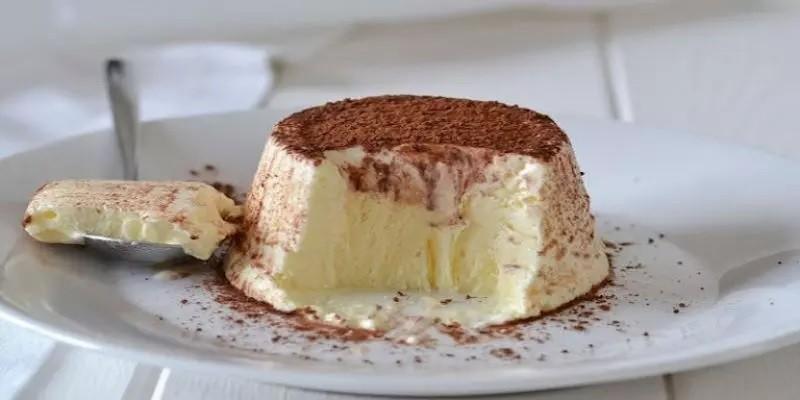 Dessert Minute Mascarpone frais et crémeux