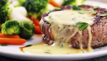 Recette italienne: Filet de bœuf au Mascarpone et à la moutarde!!..