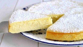Gâteau à la ricotta 5 minutes