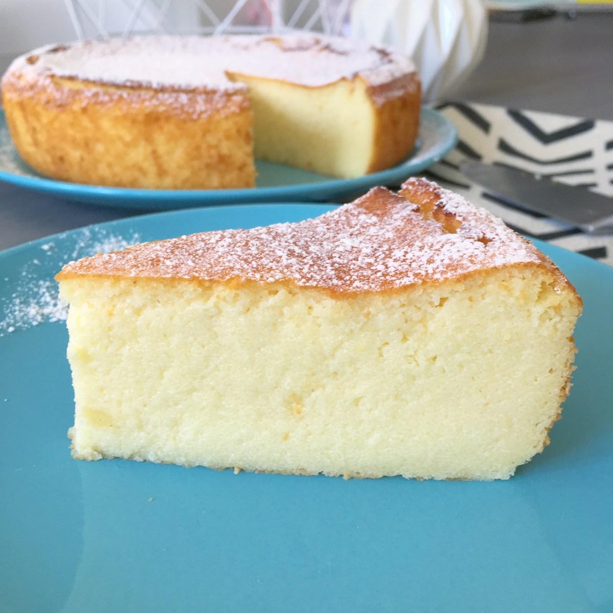 Gâteau italien léger