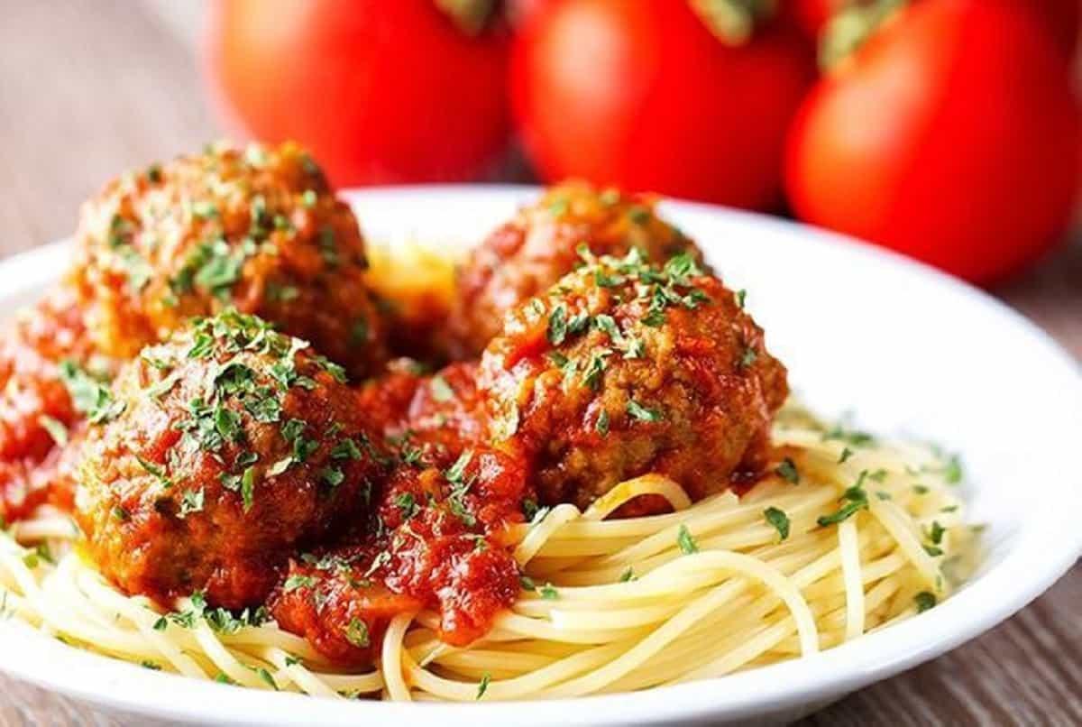 Boulette de viande à l'italienne
