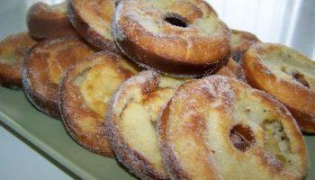 Recette Beignets aux pommes