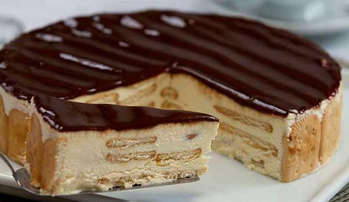 Tarte allemande au chocolat facile et délicieux