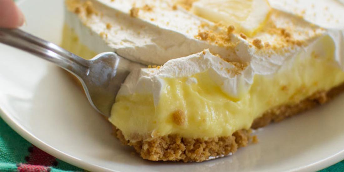 Gâteau au fromage et citron sans cuisson