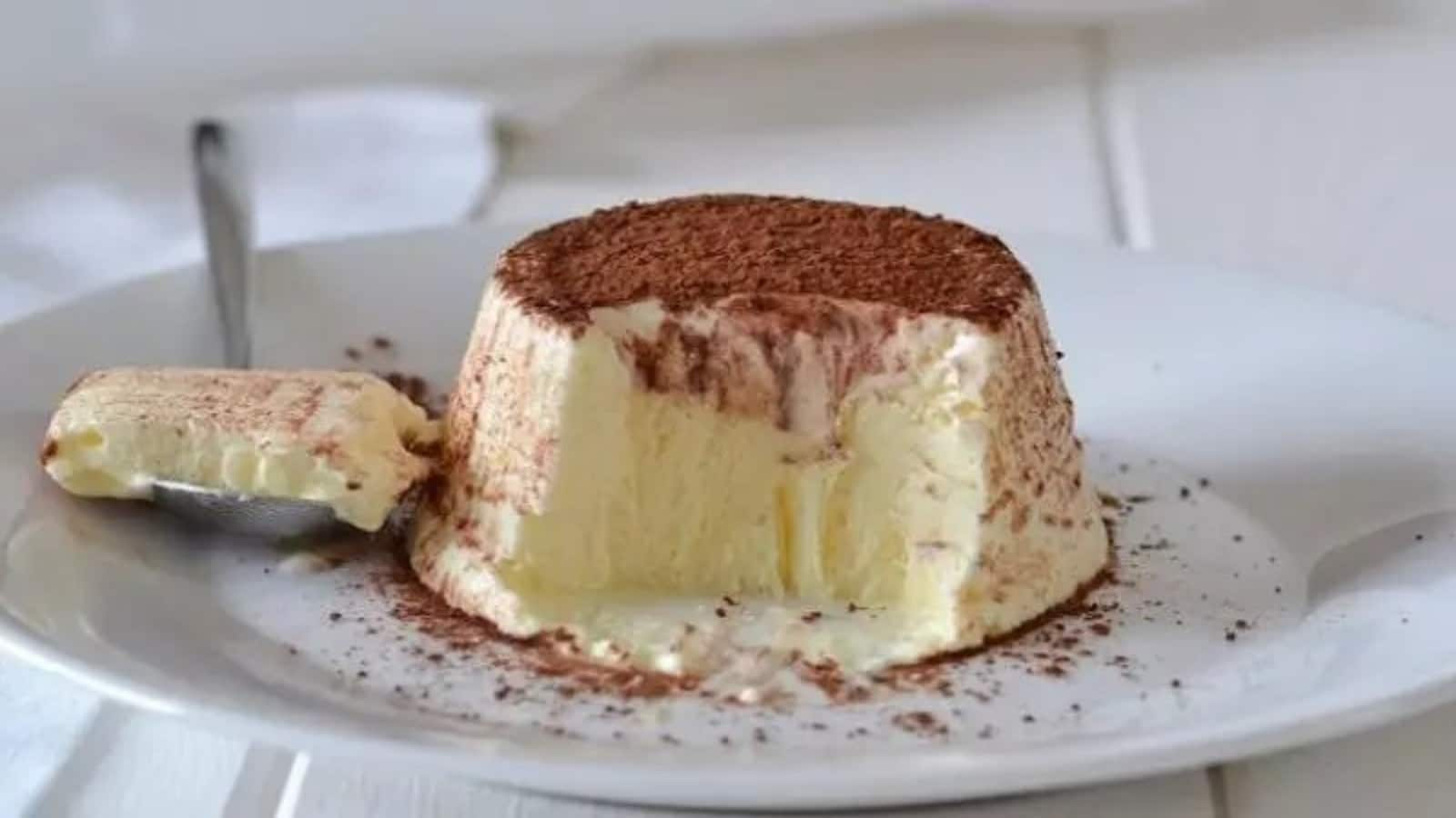 Dessert Minute Italien