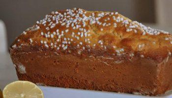 Cake Ultra Léger au Citron
