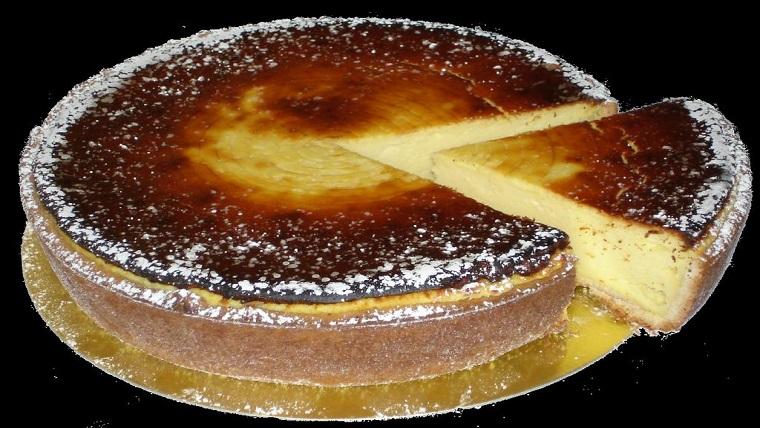 Tarte alsacienne sucrée au fromage blanc