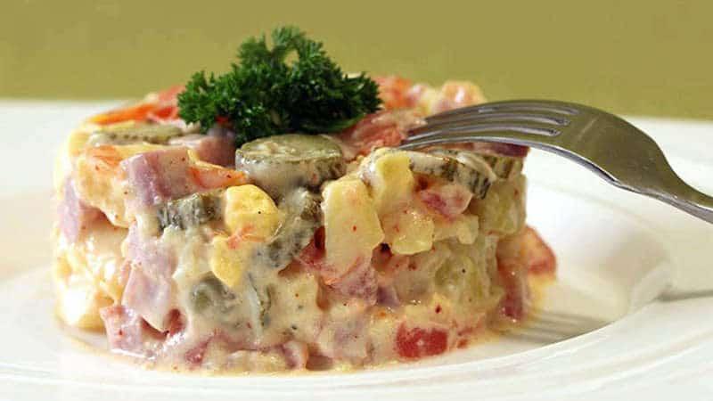 Salade Piémontaise facile