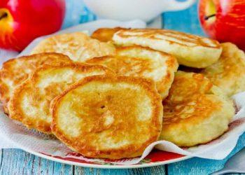 Pancakes aux pommes