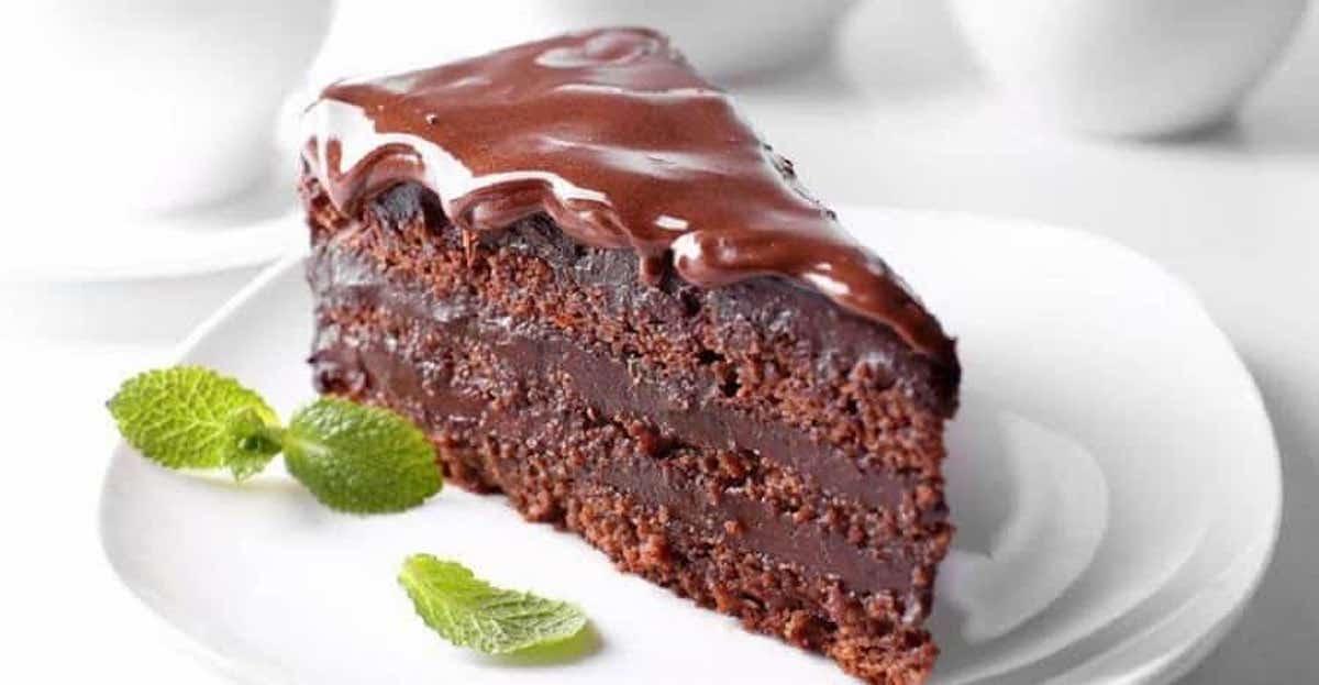 Gâteau au chocolat léger (avec ou sans Thermomix)