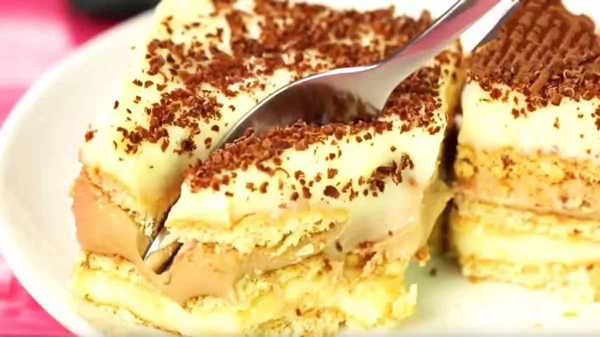 Gâteau-frigidaire-à-la-vanille-qui-ne-demande-aucune-cuisson-2